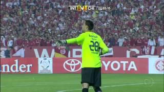 JOGO COMPLETO EM HD - INTERNACIONAL 3x2 Chivas - Final Libertadores 2010 - GLOBO