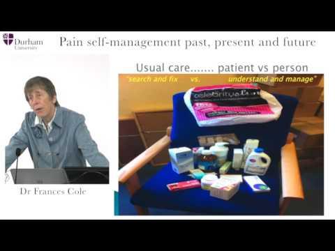 Public Pain Lecture - 22 June 2016
