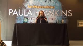 Paula Hawkins, autora de Escrito en el Agua y La chia del tren