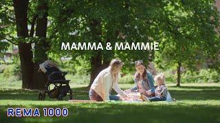 Mamma og Mammie   Småbarnsliv med Lev Vel   REMA 1000