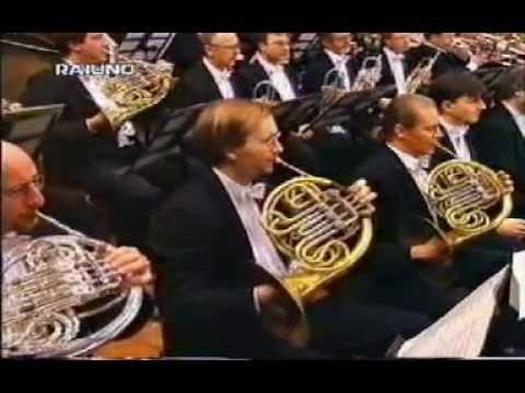Mahler 3 Symphony, horn section fortissimo, Berliner Philharmoniker, Markus Maskuniitty 1.Horn