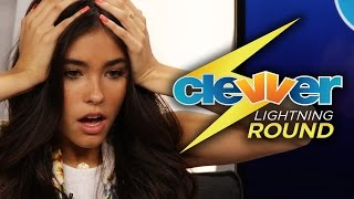 MADISON BEER LIGHTNING ROUND QUESTIONS