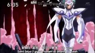 Saint Seiya Omega Intro HD