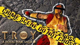 Dead On Arrival? | Hands ON with a TOTAL WAR SAGA: Troy