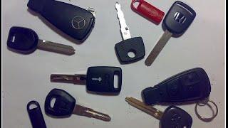 Делаем ключ для скутера по сердцевине замка(Бета версия., 2015-02-17T08:41:01.000Z)