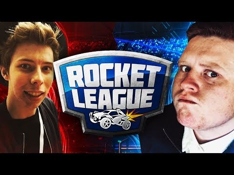 GO KART FOOTBALL WITH CALFREEZY?! (Rocket League)