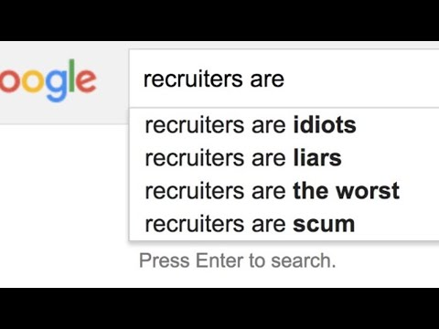 The Truth About Tech Recruiters || Scams, LinkedIn Recruiter Spam In Software Development