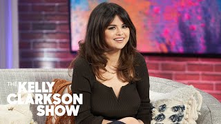 Selena Gomez Likes To Pretend She's On 'Shark Tank'