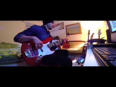 Aguilar AG 4J 60  Pickups-Alphabet St. bass cover