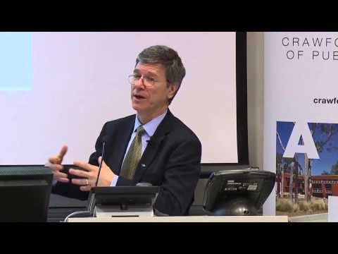 Jeffrey Sachs: Strategies for deep decarbonisation of the global energy system