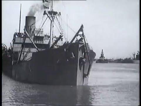 Australian Navy Convoys WW2