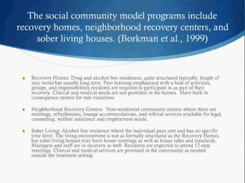 Webinar | The Imporance of Establishing a Community in Recovery