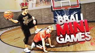 INSANE BASKETBALL CHALLENGES WITH EPIC FORFEIT 🔥