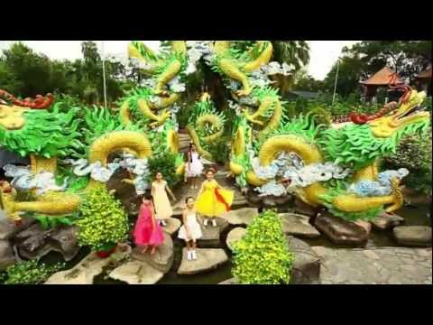 Lien khuc Rong Tien du xuan (be Thuy Linh&Nguyen Phi Hung)
