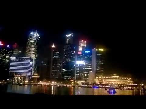 Singapore Wonder Full Light and Water Show - 新加坡 水舞秀