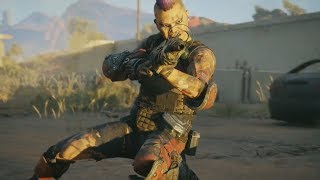 RAGE 2 Gameplay Trailer - IN DEPTH ANALYSIS