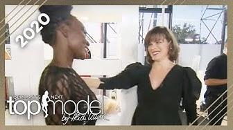 Tipps von einem Megastar: Die Models treffen auf Milla Jovovich | GNTM 2020 | ProSieben