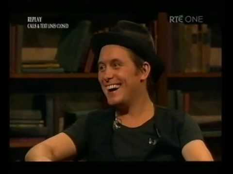 Take That interview part 1 6-12-2008