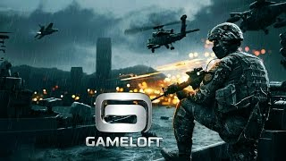 Top 5 HD Offline Gameloft Games For Android & iOS (2016)