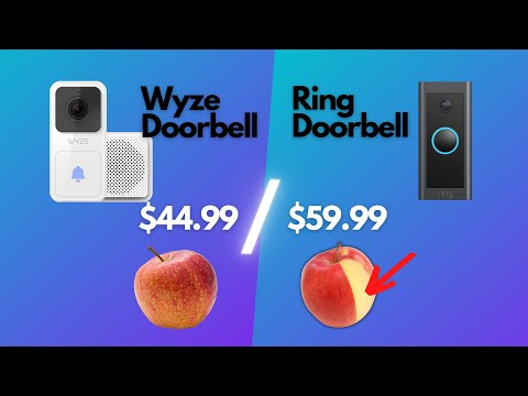 Wyze Doorbell vs Ring Doorbell Wired: A cost and feature comparison between Wyze & Ring Doorbell