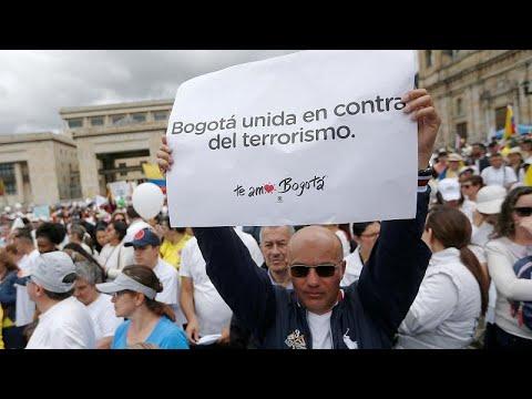 ELN reivindica atentado em Bogotá