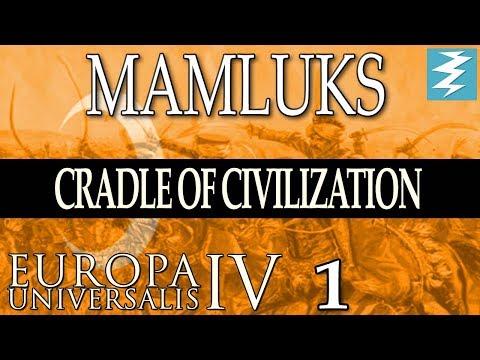 ADMINISTRATIVE GENIUS [1] - MAMLUKS - Cradle of Civilization EU4 Paradox Interactive