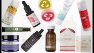 All Natural Cosmetic Brands