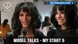 Model talks F/W 17-18 - My start 5   FTV.com