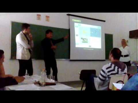 Vídeo Trabalho curso planejamento de negócios