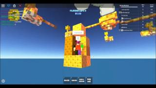 Roblox | Skywars | FRIENDS SO MEAN!!