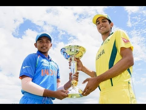 LIVE SCORE : India vs Australia Under-19 World Cup Final
