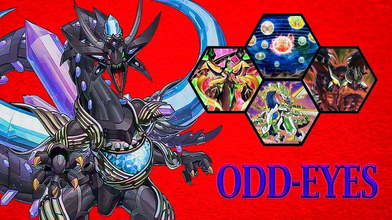 Yu-Gi-Oh Odd-Eyes Deck Profile | Link (Março 2018) - Mundo