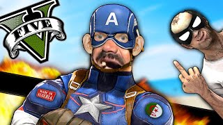 CAPTAIN BOUTEFLIKA SUR GTA 5 RP ! ( ft. Nawk)