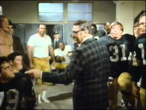 Lombardi's First Packers Win