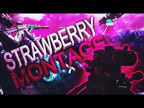 Bo3 Sniper Montage + Bonus clips ( Strawberry ) by Googy