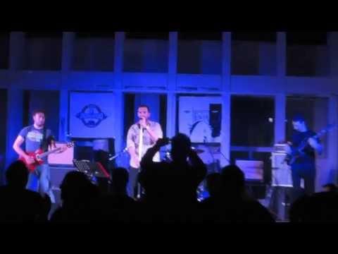 Flying Drop Live @ Polytechnic School, Xanthi, May 11, 2014. Blackest Eyes.