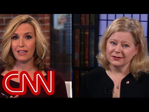 Roy Moore staffer's heated CNN interview