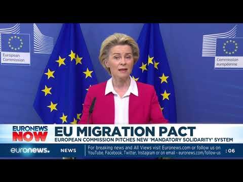 EU Migration Pact: European Commission Tries To Fix Broken Asylum System