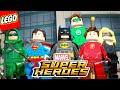 LEGO Marvel Super Heroes #68 - A INVASÃO DA LIGA DA JUSTIÇA E FLASH VS MERCÚRIO