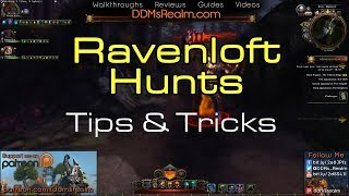 Neverwinter - Barovia Hunts Tips Tricks Walkthrough Guide