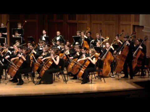 Lawrence Symphony Orchestra - March 10, 2017