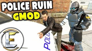The Police Ruin Gmod - Gmod DarkRP Life (Police Not Knowing How To Do Their Job)