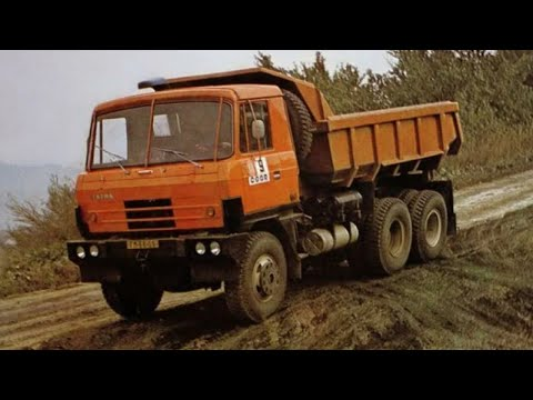 """Почему Чешскую """"Татру"""" считали лучше Советских грузовиков?"""
