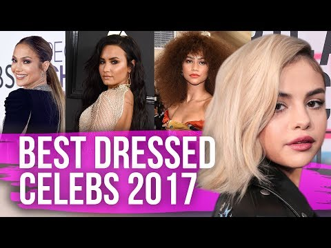 Best Dressed Celebs of 2017 (Dirty Laundry)