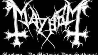 MY TOP 10 FAVORITE BLACK METAL SONGS #3