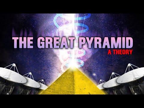 Was The Great Pyramid Sending Radio Signals? The Ancient Radio Transmitter Theory