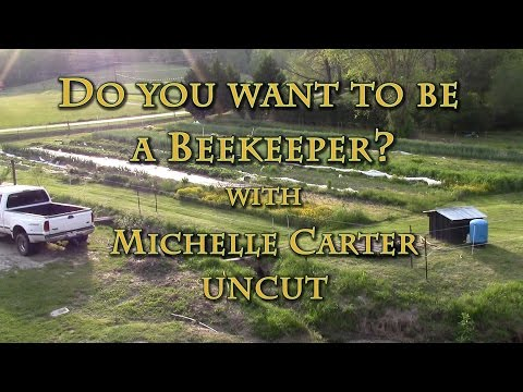 Do You Want to Be a Beekeeper? with Michelle Carter