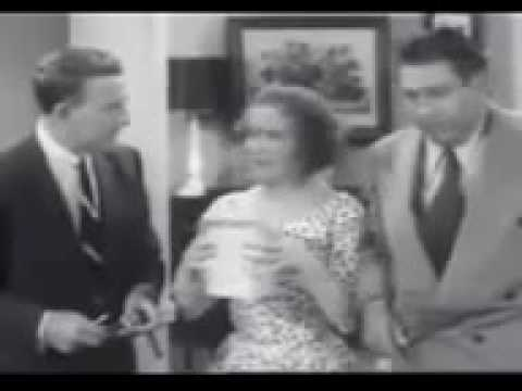 The George Burns and Gracie Allen Show - Free Trip To Hawaii - Season 3 Episode 1 - part 2