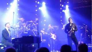 A Million love songs. Gary Barlow. Mike Stevens sax solo notts 22/11/12 THANKS MIKE!! x
