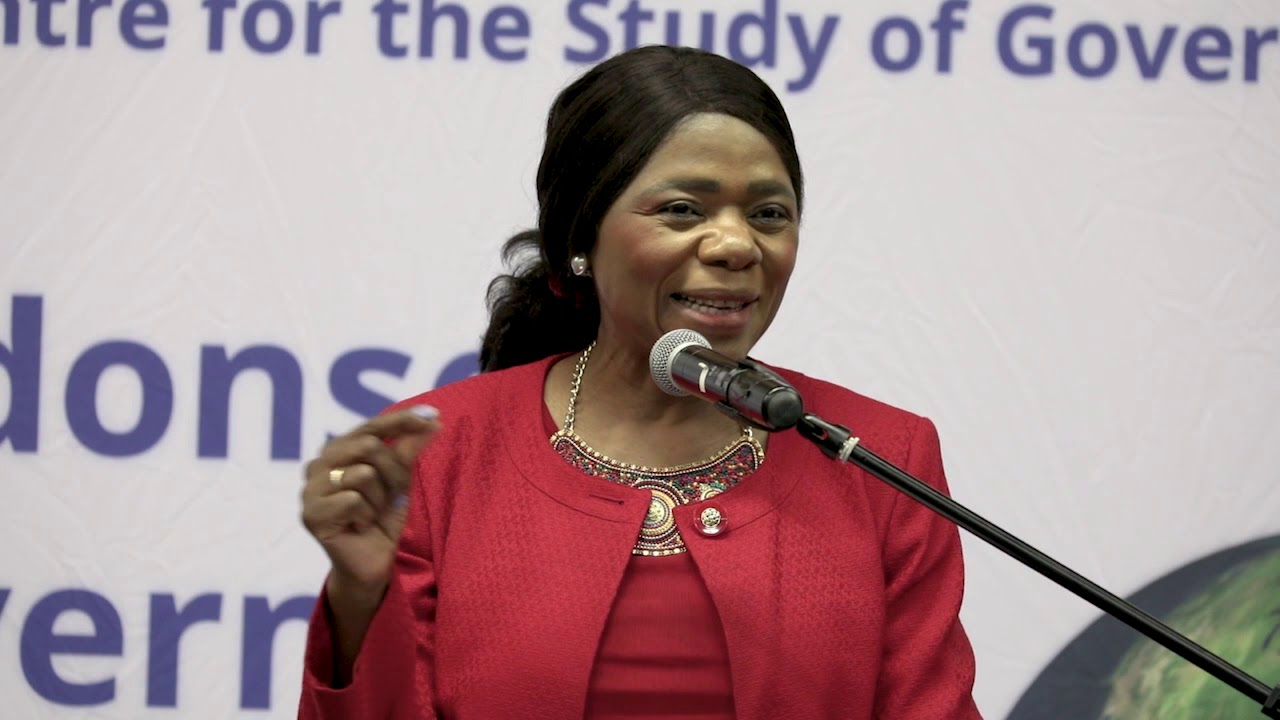 Lecture on WELLBEING ECONOMY | by Thuli Madonsela & Mallence Bart-Williams